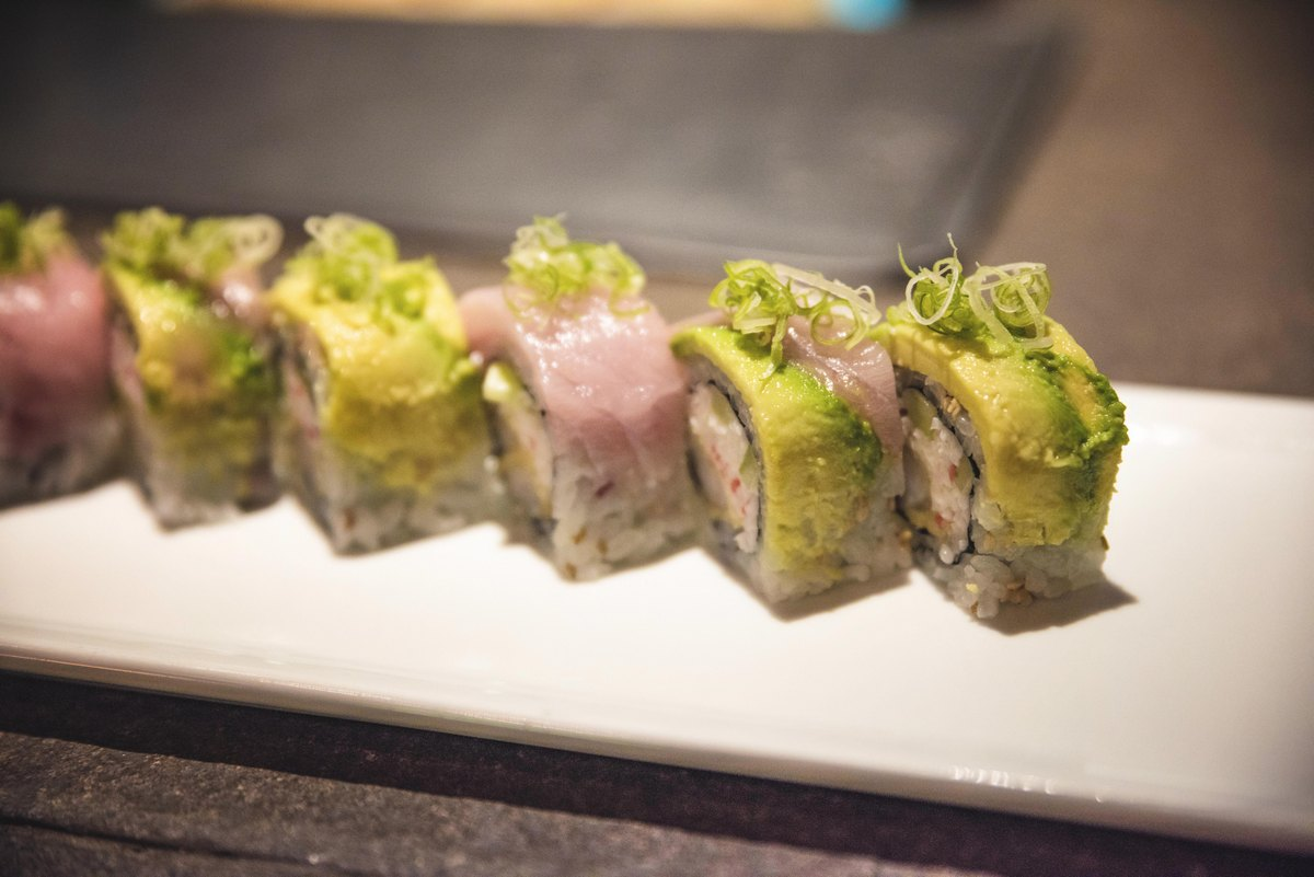 SHU Sushi House Unico Food & Dining